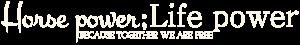 Horse Power Life Power - logo