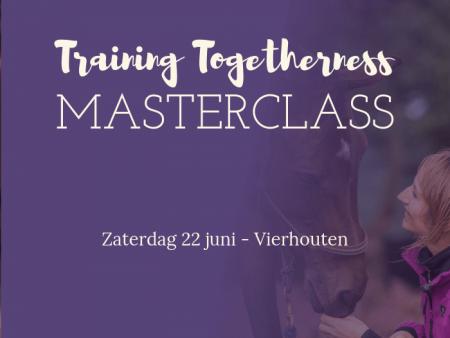 Training Togetherness Masterclass - 22 juni