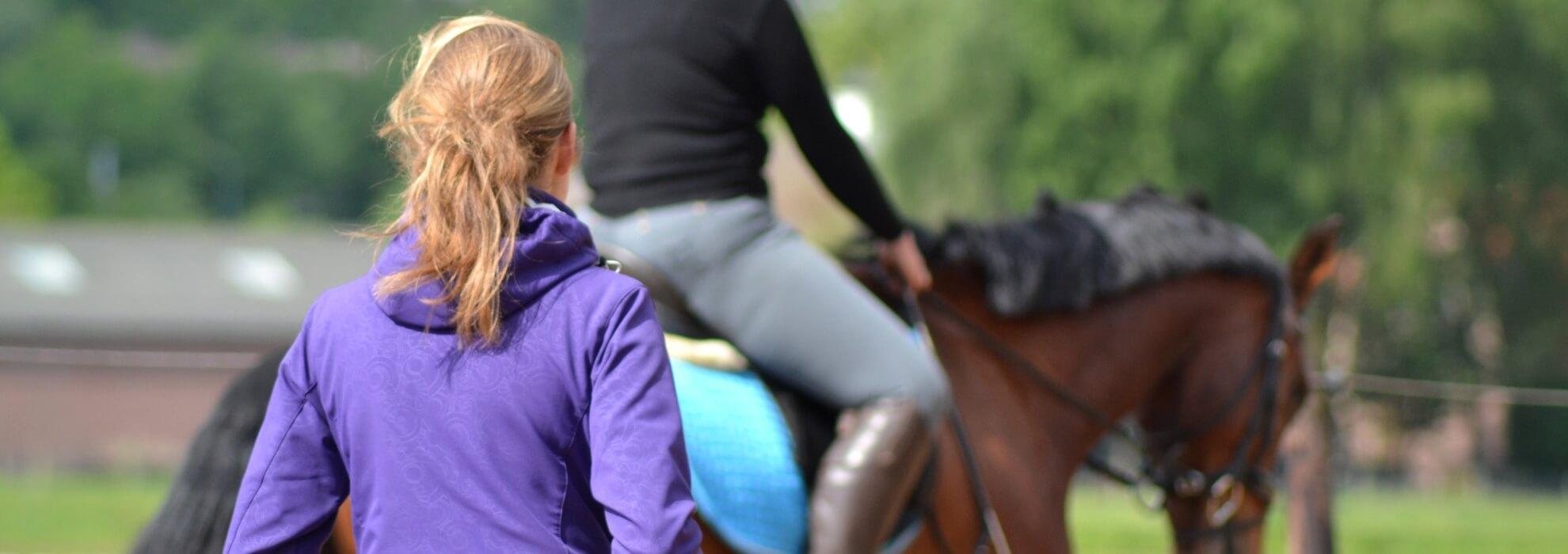 Tijd maken voor je paard - En voor jezelf