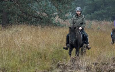 Van nooit meer durven rijden naar töltend over de heide – met Anneke Wijnbergen