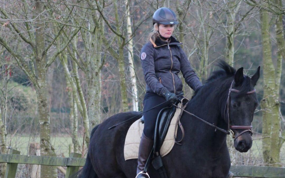 Confrontatie met jezelf voor connectie met je paard – met Jet Visser