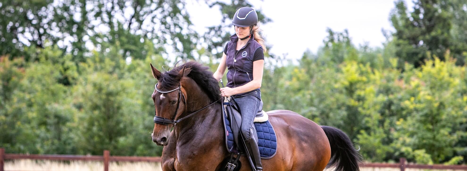 Van moeilijke training naar het next level met je paard - Two Happy Athletes Podcast