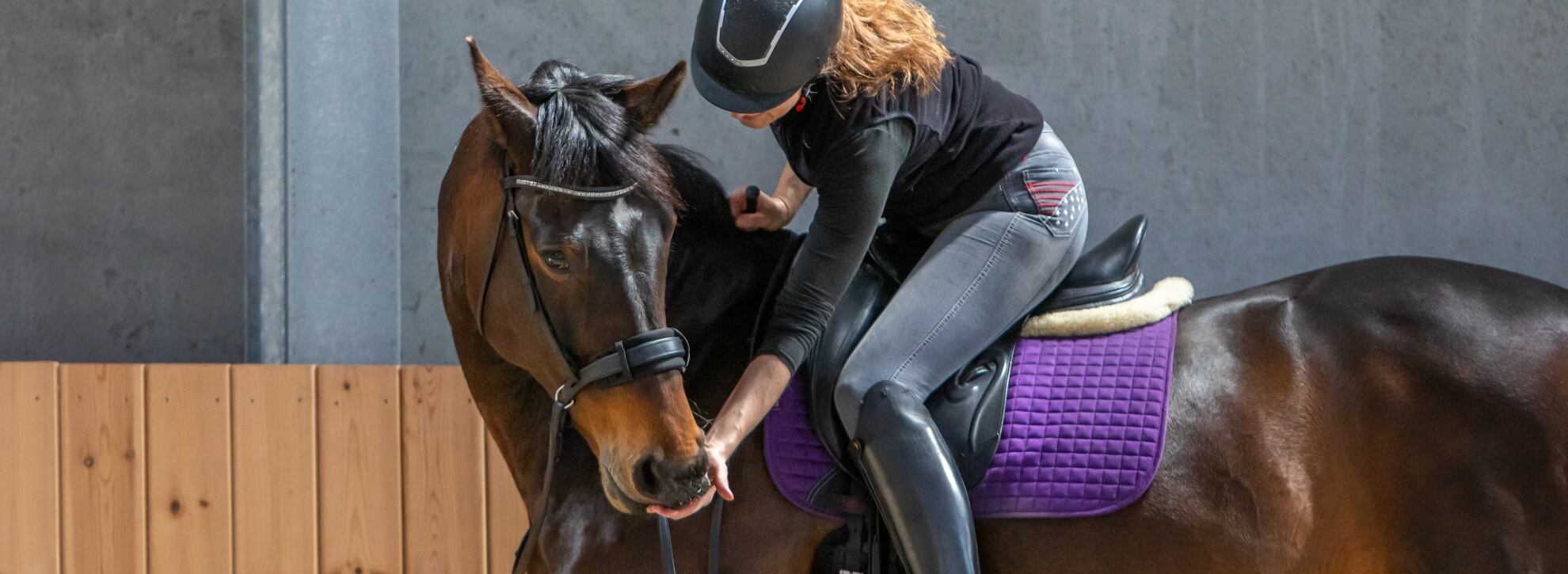 Ont-stapel je paard - Two Happy Athletes Podcast